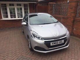 2016 Peugeot Active, 5 doors, petrol, new shape