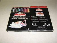 DIXON PRANG - PROFESSIONAL COLOURED PENCILS - NEW