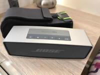 Bose soundlink I like new, brilliant qualities sound and powerful for its size