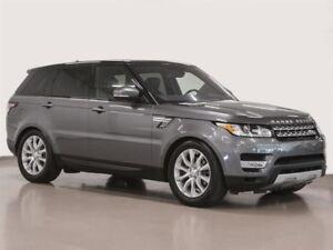 2016 Land Rover Range Rover Sport Diesel Td6 HSE @2.9% INTEREST