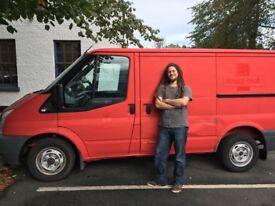 Red Van Man - Removals / Transport / Clearances / Deliveries / More