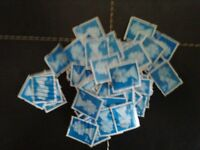 Large quantity of used British stamps
