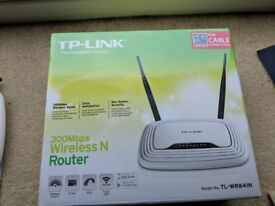Wireless Router TP-Link - Perfect condition