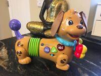Vtech Walk & Wiggle Smart Toy Pup RRP£30