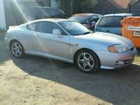 Breaking Hyundai coupe 2003 for parts