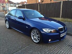 BMW 330d M-Sport Automatic- Full Service History- 12 Months MOT- Full Heated Leather Interior