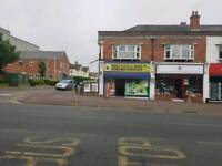 OFF LICENCE / CONVENIENCE STORE / 2 BEDROOM / GARAGE **£1,300** FOR SALE