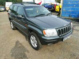 2002 jeep grand cherokee limited 2.7 crd automatic