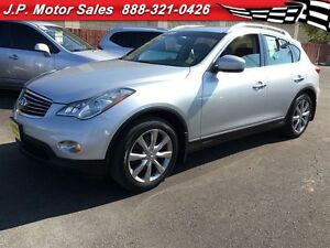 2012 Infiniti EX35 Luxury, Automatic, Leather, Sunroof, AWD