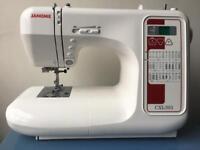 Janome sewing machine model CXL301
