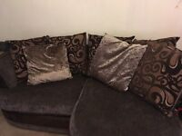 Beautiful Brown couch
