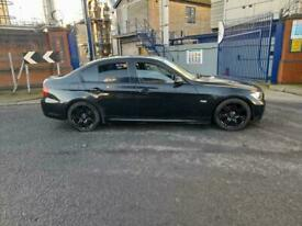 image for 2006 56reg BMW 318d M Sport Black Saloon Good Runner