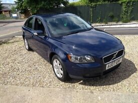 Volvo S40 1.6 Petrol /Manual Saloon with New MOT and Full Service History