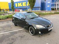 Lexus Is 220D 06 reg £1490