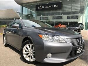 2014 Lexus ES 300h 1 Owner Navigation Pkg Navi Backup Cam Sunroo
