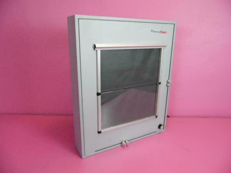 Mammo Mask Mammogram  X-Ray  Illuminator Viewer 15x17 Light Box