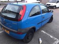 Vauxhall Corsa 1.0 EXP