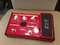 Vox Stomplab 2B Bass Multi-Fx