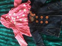 Baby next jackets