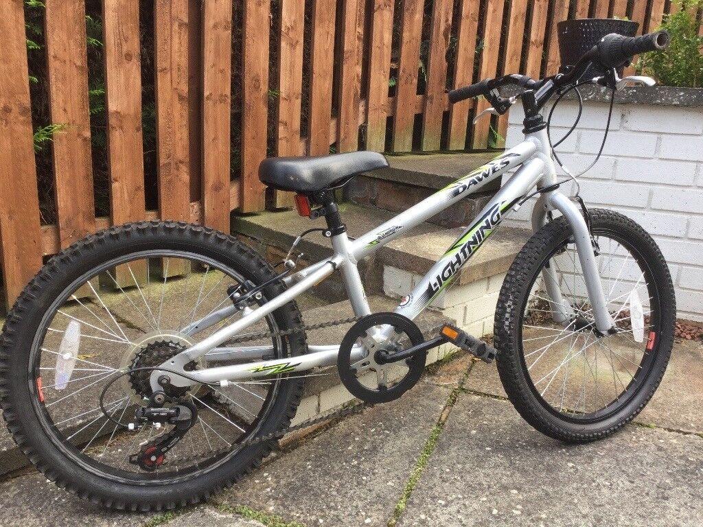 Dawes Lightning 20inch 6 Speed Child S Bike In Willowbrae