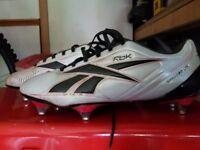 Reebok football boots
