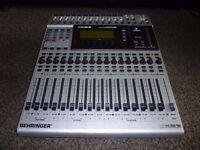 Behringer DDX3216 16 Channel Digital Mixer - Price Reduced
