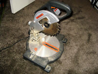 Challenge 1200w MMS5805 Mitre Saw with Blade