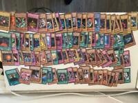 Yu-go-oh trading cards bundle