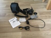 Olympus SP-560UZ Digital Camera, case and battery charger