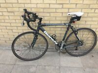 Bianchi entry level road bike with extras best on gumtree Italian made commuter bike bargain
