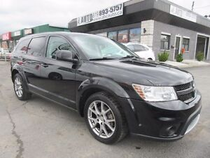 2012 Dodge Journey R/T AWD (Leather, Navigation, Sunroof, Camera
