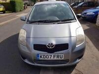 Silver Automatic Toyota Yaris for sale