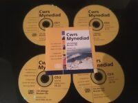 12 Learn Welsh CD's