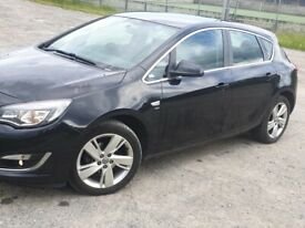 Vauxhall Astra 1.4i 16v SRI 74000 miles