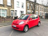 Daihatsu Sirion 1.3 SE 5dr + LOW MILES + AUTOMATIC + LOW INSURANCE +
