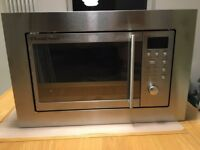 NEW Russell Hobbs 20L Built In 800w Microwave Stainless Steel