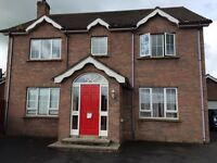 Double room in shared detached house