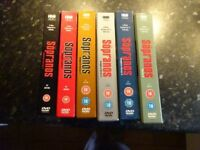 The Sopranos - Complete Set - 6 Series DVD's
