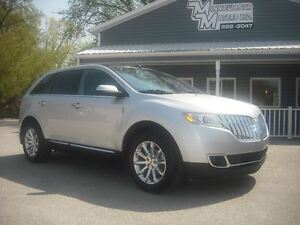 2011 Lincoln MKX AWD/ONLY 122KM!!