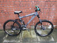 "Kona Coiler Mountain Bike 18"" Frame"
