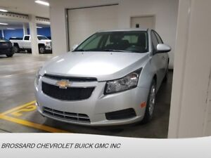 2013 Chevrolet CRUZE LT TURBO SEULEMENT 27600KM WOW