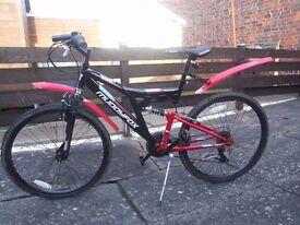 Men's/boy's Muddy Fox Mountain bike