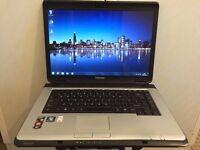 TOSHIBA L300 - 160GB HDD STORAGE - 2GB RAM - WINDOWS 7