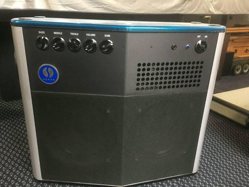 Sonus SC50 KT88 Boutique Valve Amp