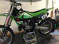 Kawasaki kx125 (not kxf,ktm,crf,yzf,yz,cr,rmz)