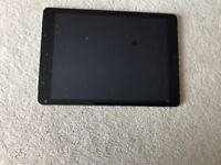 Apple IPad 5th Gen, 32GB WiFi and Cellular in excellent condition