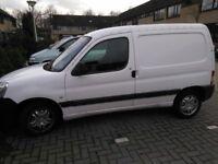 2008 Peugeot Partner 170c 1.6HDI Diesel left hand drive Netherlands registered
