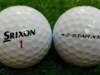 Srixon Z Star Golf Balls x 50. A Grade Condition