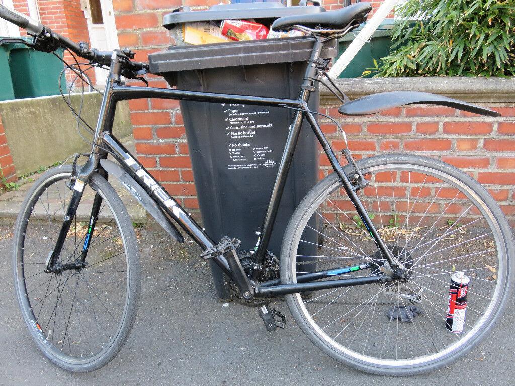 Trek FX 3 men\'s hybrid bike - 25 inch frame size | in Brighton, East ...