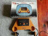 Vintage tv video game